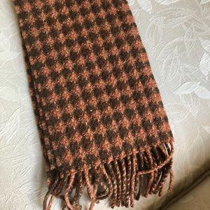 Burberry London cashmere neck scarf